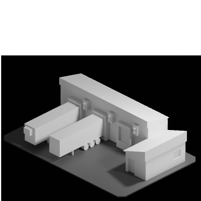 Asset - truck station