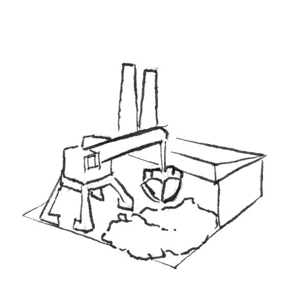 Asset Plant garbage incineration