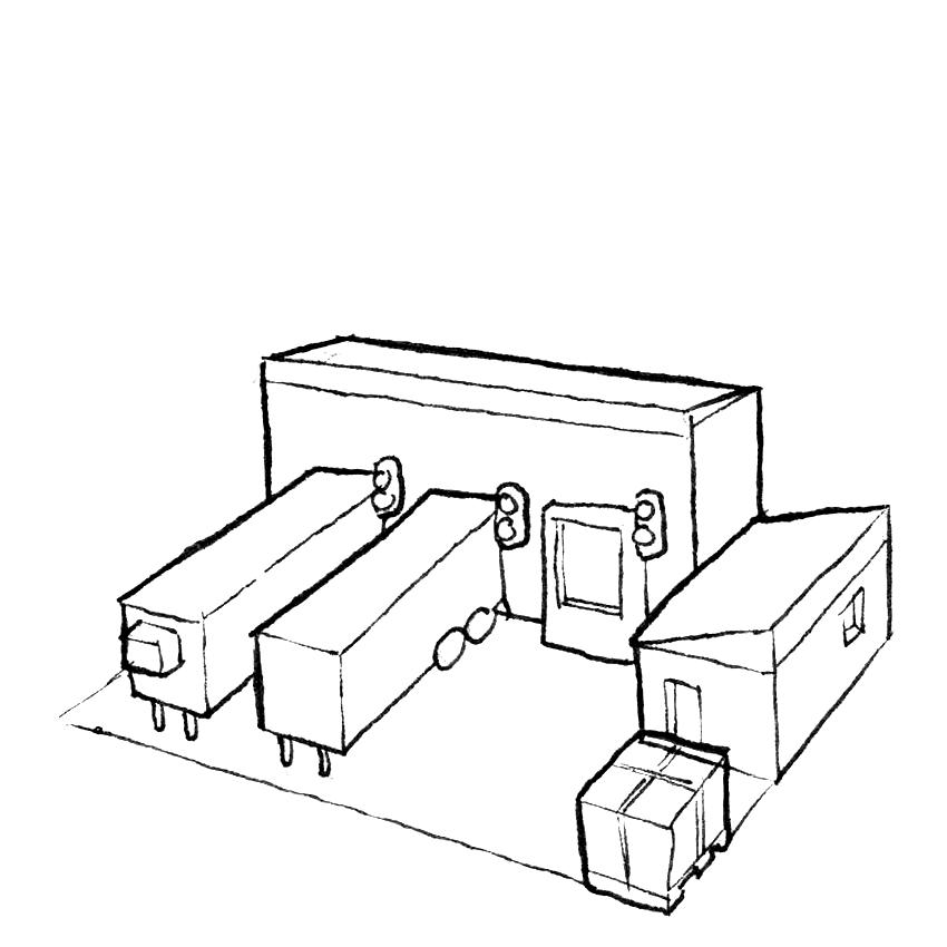 Asset Truck station