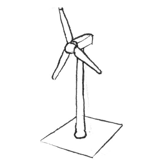 Asset Wind turbine
