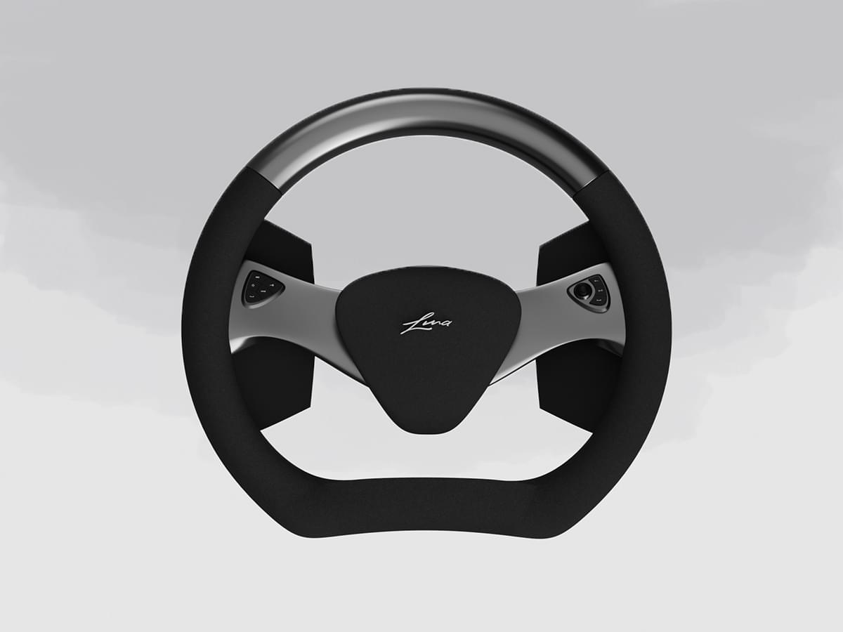 Steering Wheel for Autonomous Driving – Modelling and Construction.